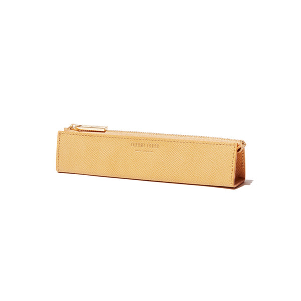 PEN CASE<br>HONEYGOLD<br>(ペンケース) - takumitokyo.