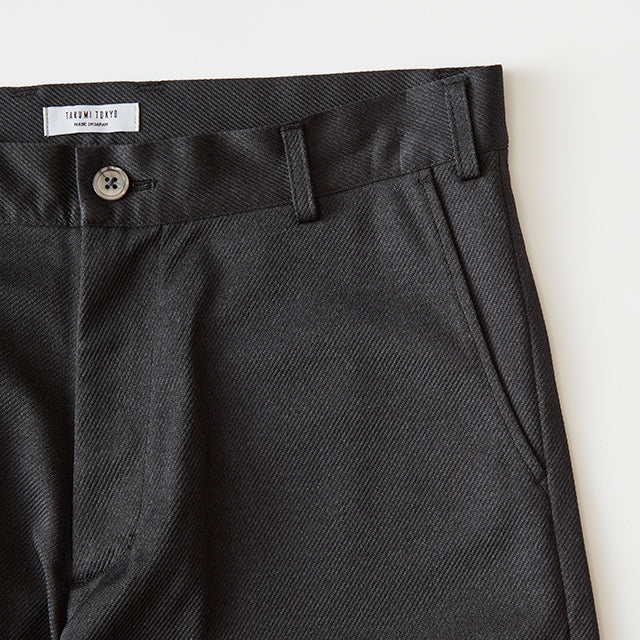 SLACKS PANTS(高機能)DARK GRAY