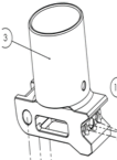 Folding Mechanism - Upper Part