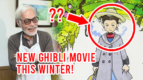 Co-founder of Studio Ghibli Hayao Miyazaki Plans to Release first CG feature Anime this winter