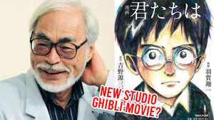 Everything We Know About the Upcoming Studio Ghibli Films