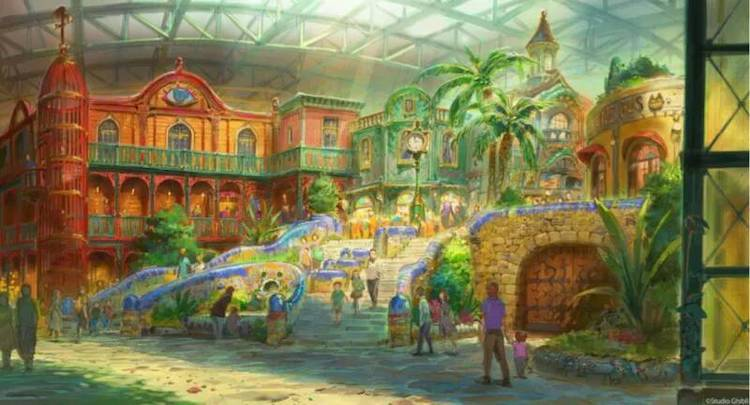 Everything You Need To Know About The New Studio Ghibli Theme Park