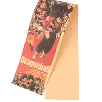 JUMBO Dragon Ball Z vertical Banner (70 x 11cm)