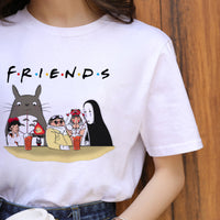 Totoro Women's Graphic Tees Collection