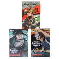 My Hero Academia PVC Figure Rare Collection