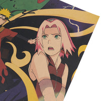 Naruto Triple Threat Poster