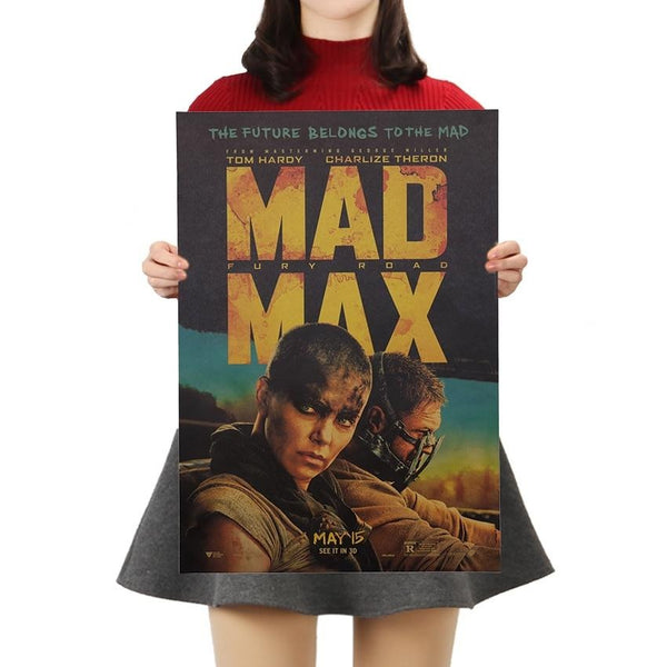 Mad Max Original Movie Poster