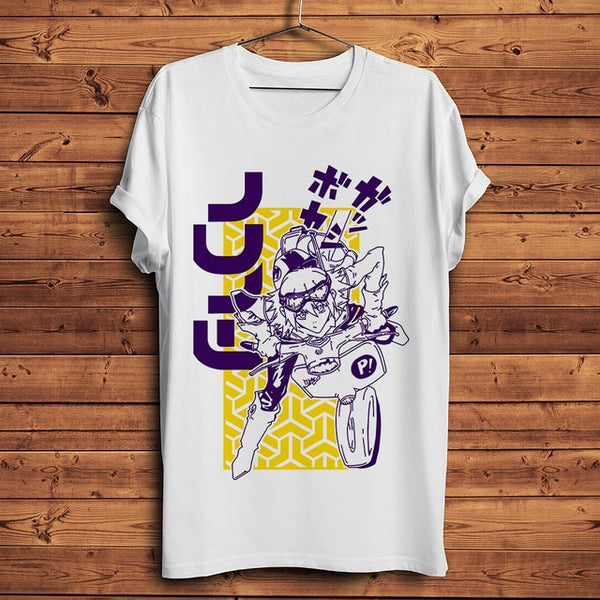Fooly cooly FLCL Unisex Streetwear T Shirt