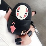 No Face Umbrella Airpods Case for Apple Airpod Headphones