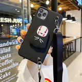 No Face & Dust Sprite Phone Cases