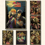 Jojo's Bizarre Adventure  Assorted Posters