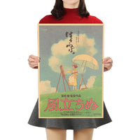 Assorted Studio Ghibli Posters 2