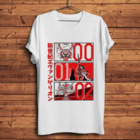 Eva vintage Collection Unisex Streetwear T Shirt