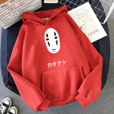 Official No Face Hoodie