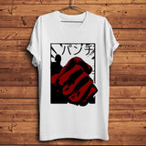 Fist of One Punch Man Unisex Streetwear T Shirt