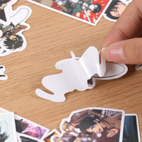 50PC Pack Attack on Titan Stickers