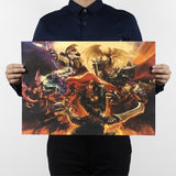LARGE League of Legends Posters Various Styles