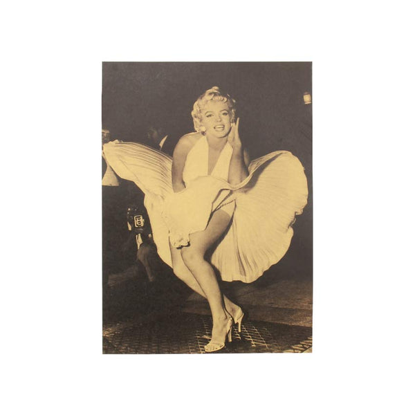 Marilyn Monroe Icon Poster