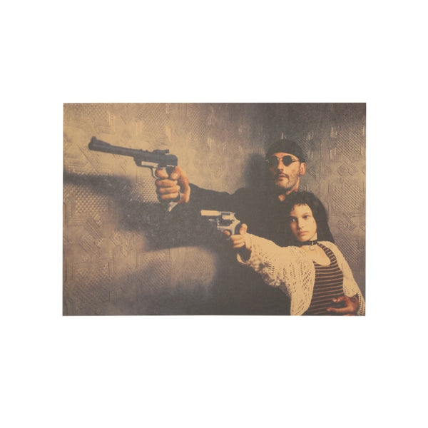 Leon The Professional Dual Poster
