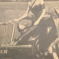 Marilyn Monroe Vehicle Poster