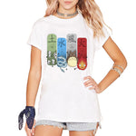 Ghibli Elements T shirt Girls