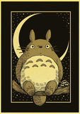 Totoro & Ghibli Poster Collection (Various Styles and Sizes)