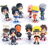 Naruto Action Figure PVC Models (12 Styles)