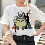 Ghibli Design T-Shirts
