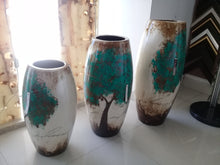 Jarrones decorativos // Decorative vases