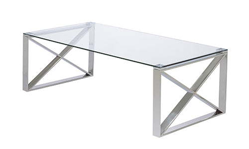 Mesa de centro Cross · Cross coffee table