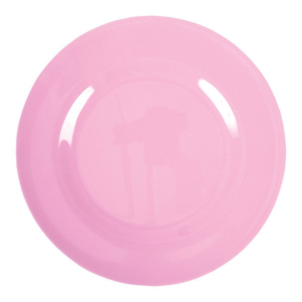 RiceDK Set of 4 Dinner Plates Pastels
