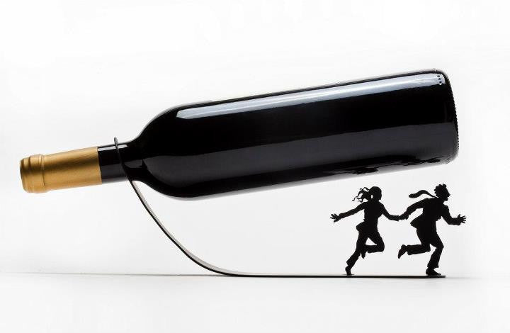 Artori Design | Wine Bottle Holder