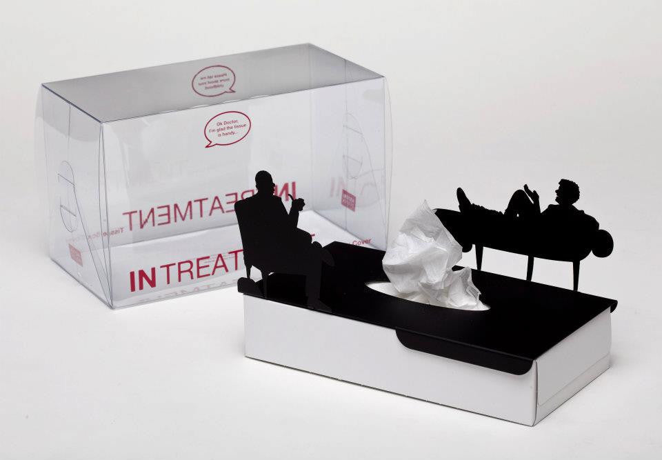 Artori Design | Tissue Box Cover