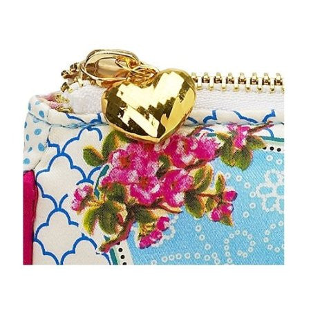 Lisbeth Dahl Deco's the Dogs Journey Tokyo Cosmetic Bag