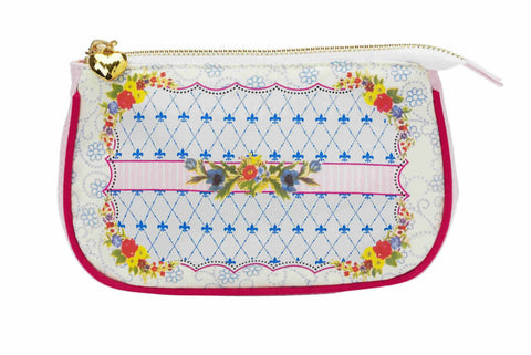 Lisbeth Dahl Deco's the Dogs Journey Paris Cosmetic Bag