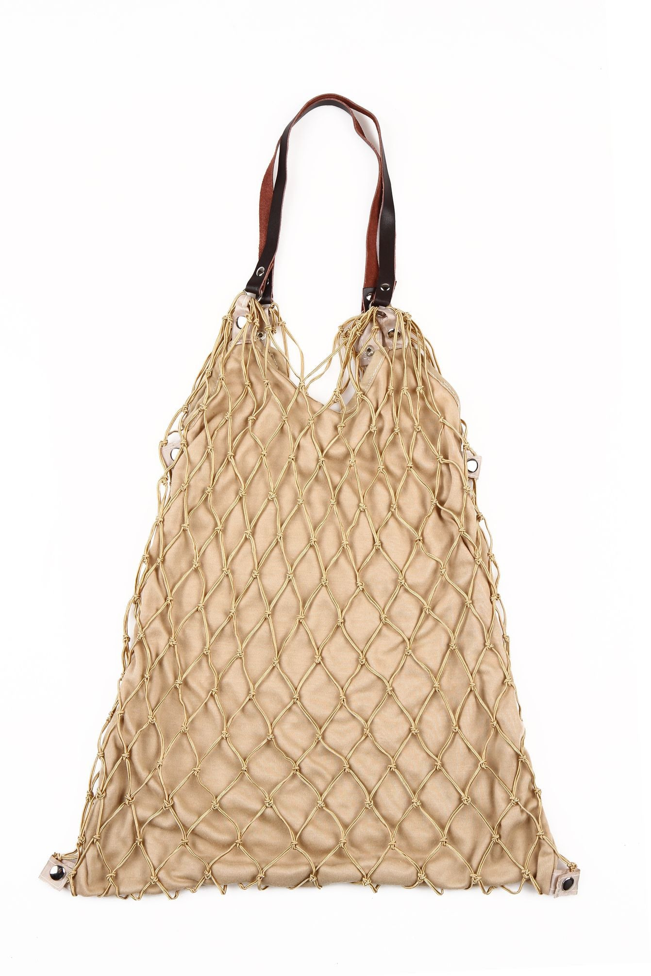 Blusac | Sandy Gold Tote תיק