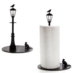 Artori Design | Cat & Crow Paper Towel Holder Holder