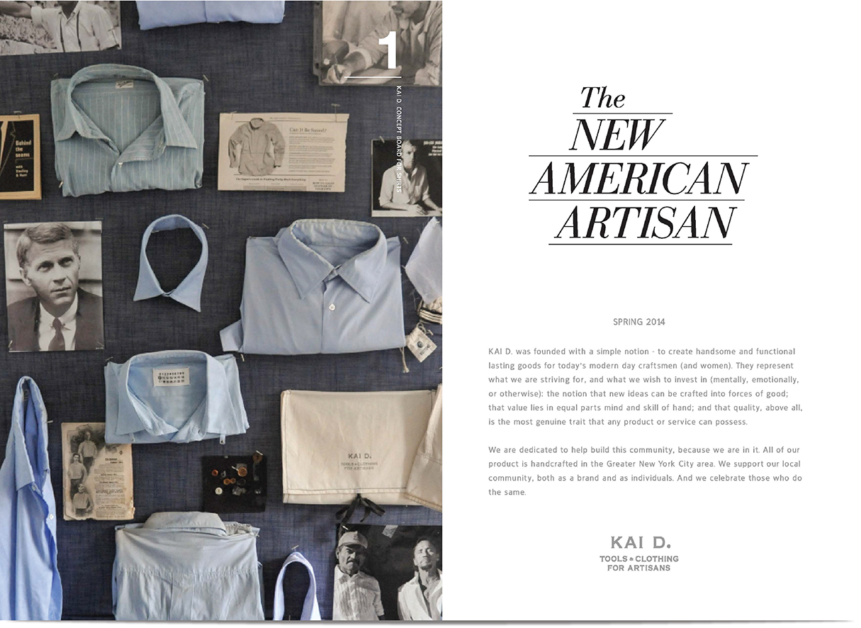 The New American Artisan