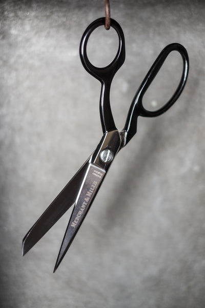 "Tailor's Scissors 8"" - Black"