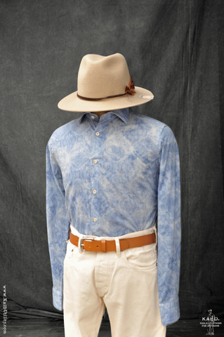 Restoration Shirt - Light Blue - 39, 41, 43