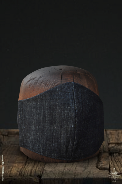 Cloth Face Mask - Selvage Denim
