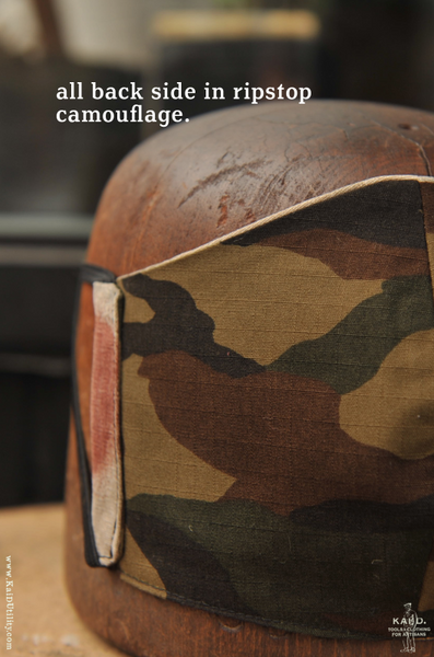 Cloth Face Mask - Camouflage B