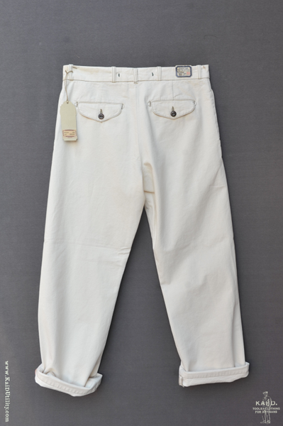 Full Cut Trousers - 30, 36