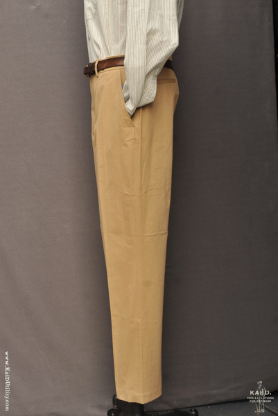 Full Cut Summer Chino - Sand - 30, 34