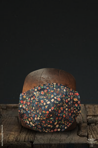 Cloth Face Mask -  Liberty Print - Multi Color