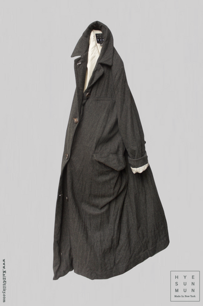 Sontag Coat - Soft Wool -  M