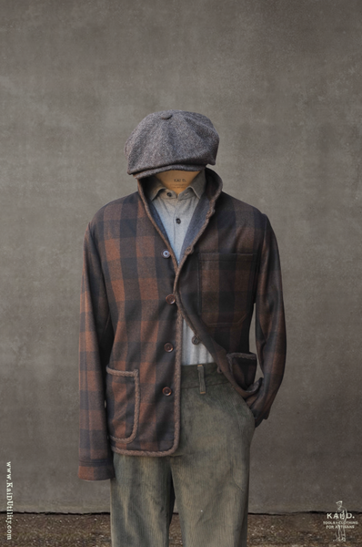 Meeker Jacket - Buffalo Plaid - S, M, L