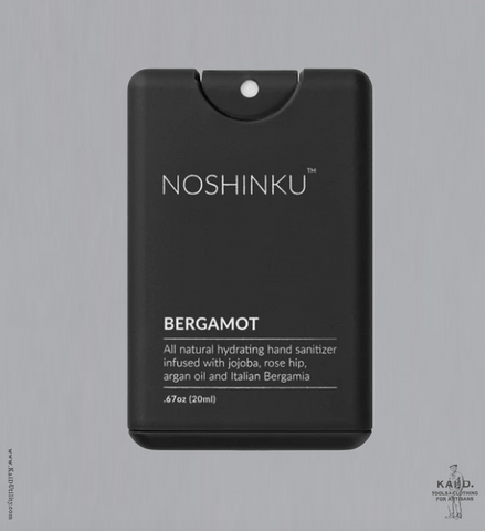 Bergamot Pocket Hand Sanitizer