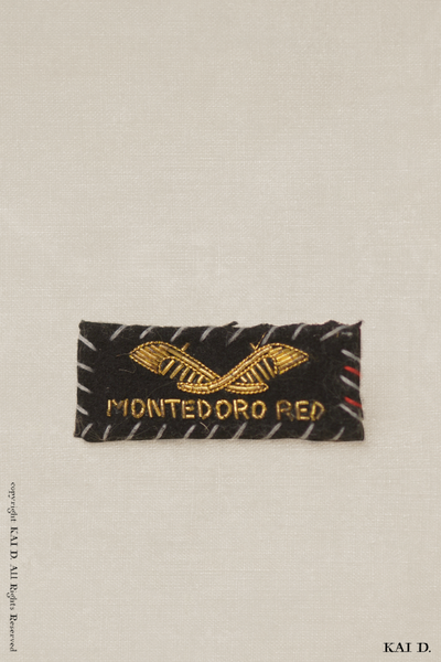 Montedoro Red Pin