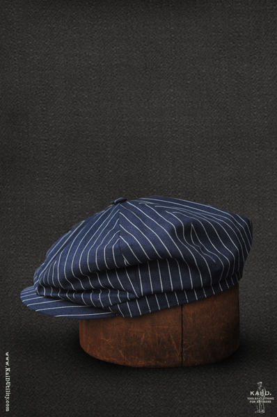 Andy Hat - Wabash Stripe - M